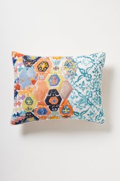 Port of Call Shams for hand me down purple chair Accent Pillows, Throw Pillows, Apartment Chic, Dream Apartment, Purple Chair, Bohemian Bedding, Anthropologie Uk, Dream Bedroom, Pillow Shams