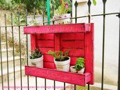 #palets #jardín #ideas #pallet