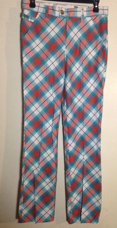 Royal And Awesome Womens Well Plaid Tartan Golf Pants Buy Golf Clubs, Tartan, Plaid, Golf Pants, Selling Online, Cool Items, Pajama Pants, Wellness, Golf Clothing