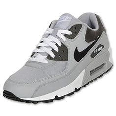 air max 90...love me some gray tennis shoes!