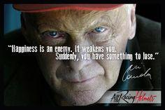 Niki Lauda quote