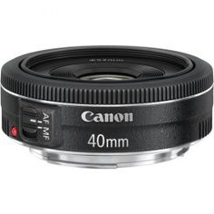 Buy Canon EF 40mm f/2.8 STM Pancake Lens only AUD191.00 from TopEndElectronics Australia today with affordable shipping charge.