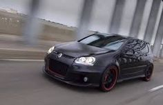 Image result for golf gti matt.black