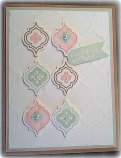 Mosaic Madness by StampMom - Cards and Paper Crafts at Splitcoaststampers