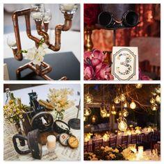 steampunk-centerpieces-Scottsdale-Event-Venue