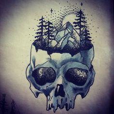 skull tattoos 2017