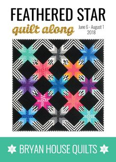 Feathered Star Quilt Along {Week 1 – Planning and Introductions}