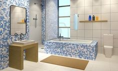 interior affairs bathroom