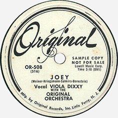 the Clog art+pop culture: Vintage Record Labels (Part 4)