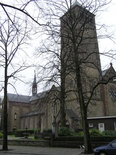 Sint Martinuskerk, Beek, Limburg.  Every Mass was a concert, and a place to feel loved