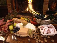 Champagne : Produits du terroir