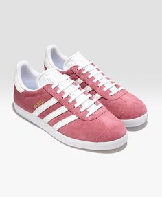 new product 8b5db 11ae8 Pink Gazelle Sneakers. Pink GazellesAdidas Originals ...