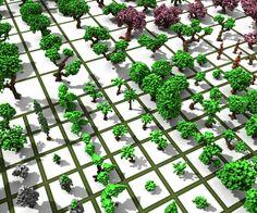 Tree Bundle | 370 Custom Trees