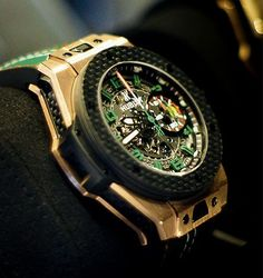 The First Mexico Exclusive  HUBLOT Big Bang Ferrari Mexico Limited Edition (See more at:http://watchmobile7.com/articles/hublot-big-bang-ferrari-mexico-limited-edition) (4/4) #watches #hublot @Hublot Watches