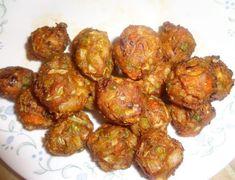 Κεφτεδακια λαχανικων....μια μοναδα Stevia, Tandoori Chicken, Diet Recipes, Main Dishes, Vegetables, Fruit, Cooking, Ethnic Recipes, Bakken