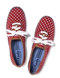 i had red Keds in 3rd grade.  kid called me an elf. love them still.