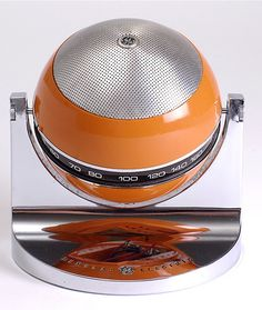 'Orb' Radio | General Electric | Space Age Design