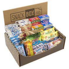 Breakfast Snack Box, Snack Variety Packs