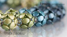 Bobulový náhrdelník s perlemi PRECIOSA Pohanka