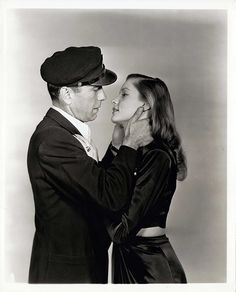 Portrait of Humphrey Bogart and Lauren Bacall for To Have and Have Not, Photo by Bert Longworth Hollywood Glamour, Hollywood Couples, Hollywood Cinema, Old Hollywood Stars, Hollywood Actor, Golden Age Of Hollywood, Celebrity Couples, Classic Hollywood, Lauren Bacall
