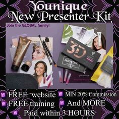 New Presenters Kit!!  We would love to have you on our team!!