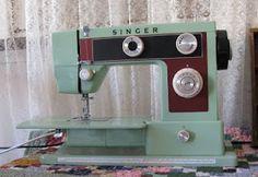 cute singer sewing machine