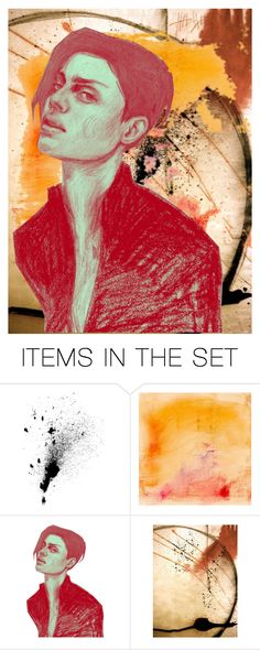 """""""Sans titre #3168"""" by lisa-cuddy ❤ liked on Polyvore featuring art"""