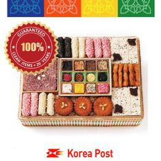 Eumsung Traditional Korean Cookie 1.7... $115.90