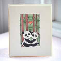 The Stampin' Bean: Totally Pandas...Taylored Expressions Day 3!