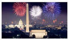 D.C. fireworks