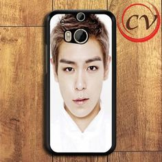 Top Big Bang Kpop HTC One M8 Black Case