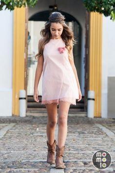 MOMOLO | moda infantil |  Vestidos Pilar del Toro, niña, 20140311214155