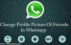 Go2Whatsapp: Change Your Friends' Profile Picture in whatsapp