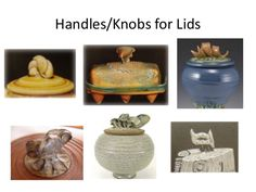 Handles/Knobs for Lids