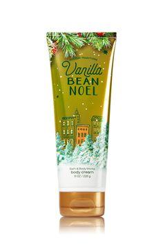 Vanilla Bean Noel Ultra Shea Body Cream - Signature Collection - Bath & Body Works