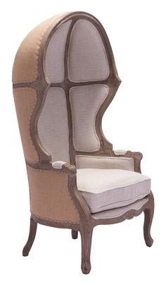 Ellis Occasional Chair Beige