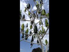 Beautiful wind turbine trees generate clean energy in urban environments : TreeHugger