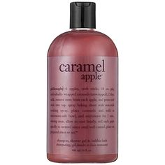Philosophy Caramel Apple™ Shampoo, Shower Gel & Bubble Bath: Shop Body Cleanser | Sephora
