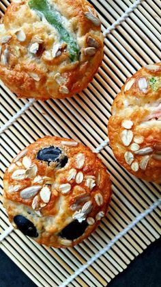 Здравословните солени мъфини са чудесен избор за бърза закуска. Вижте как да си направите овесени мъфини с микс зеленчуци, ядки и брашно от тапиока.