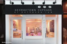 Not a restaurant technically but go here and try the Pumpkin Spice cupcake...yummy!!!! They have a Soho store
