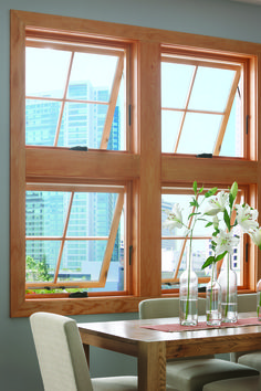 Milgard offers beautiful, comfortable, energy efficient windows and patio doors with a full lifetime warranty to help you create the home you deserve. Wood Windows, Casement Windows, Windows And Doors, Bay Window Shutters, Window Hinges, Fiberglass Windows, Farmhouse Windows, Kitchen Windows, My Ideal Home