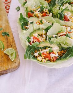 raw + vegan taco vibes