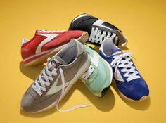 gearhaiku | Gear Haiku #2 - Brooks Running Company Heritage Collection ....love these kicks!
