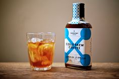 Sandow's London Cold Brew: We've been brewing, testing, crafting and brewing again… but we're happy to say our cold brew is finally ready. Brewed for over 16 hours with cold water it has minimal acidity but a whopping great flavour. Oh, and it's pretty potent too!