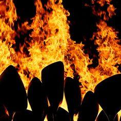 Making of Thomas Heatherwick's London 2012 Olympic cauldron