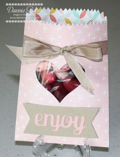 I love going to my downline meetings every month. We swap cards, make projects, and have a great...