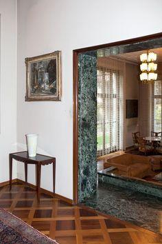 Designer Osvaldo Borsani's Villa