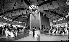 Metro Beach Vintage Detroit Wedding