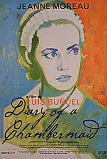 Posteritati: DIARY OF A CHAMBERMAID (Journal d'une femme de chambre, Le) R2000 U.S. 1 Sheet (27x41)