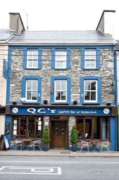 QC's, Caherciveen,the best fish-n-chips ever eaten...